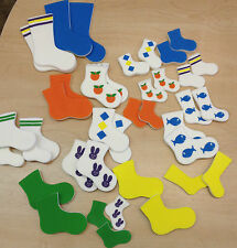 """Attribute """"Socks""""- sort by color, size, shape, design and more- 75% off retail"""