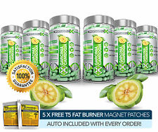 X6 GARCINIA CAMBOGIA CAPSULES- STRONGEST SLIMMING / DIET & WEIGHT LOSS PILLS