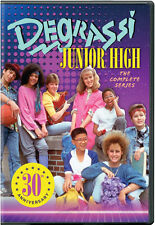 Degrassi Junior High Complete Series (2016, DVD NIEUW)6 DISC SET