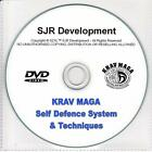 Ultimate Self Defence Training DVD KRAV MAGA Israeli IDF Commando Street Fighter