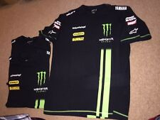 ALPINESTARS TECH3 MONSTER ENERGY TEAM ISSUE T-SHIRT. XL