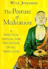 Posture of Meditation by Will Johnson (1996, Paperback)