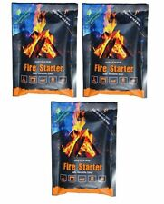 3 Pack InstaFire Fuel For Grill Applications