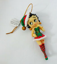 Betty Boop - betty Elf Sapin De Noël/Décoration À Suspendre, 8.9cm (24035)