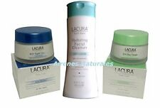 LaCura Skin & Facial Care Q10 Set - Anti-Aging, Anti-Wrinkle & Facial Cleanser