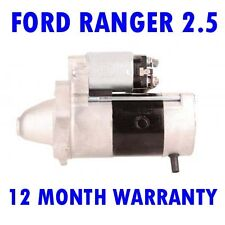 FORD RANGER 2.5 3.0 TDCI 1999 2000 2001 2002 2003 - 2015 RMFD STARTER MOTOR