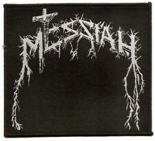 MESSIAH - Logo  [Woven Patch]