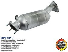 Diesel Particulate Filter with CAT for Audi A4 1.9 2.0 2.5 2.8 3.0 A6 1.9TDi