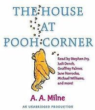 The House at Pooh Corner by A. A. Milne (2009, CD, Unabridged)