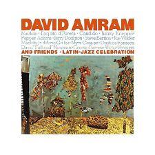 David Amram - Latin Jazz Celebration [New CD]