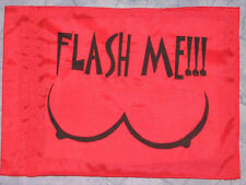 Custom Flash Me!!! Safety Flag for JEEP ATV Dirtbike Dune pole whip