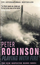 Playing with Fire BRAND NEW BOOK byPeter Robinson, PAPERBACK