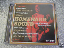 HOMEWARD BOUND - UNCUT MAGAZINE 15 TRACK PROMO ALBUM(FREE UK POST)