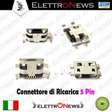 Connettore di ricarica Micro usb 5 pin Plug-in Alcatel OT 991D  n°7
