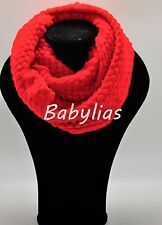 Infinity Scarf Long Loop Soft Wrap Winter Knitted Scarves Shawl Neck Fashion