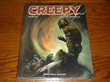 Creepy Archives Volume 6, SEALED, Warren, Dark Horse, hardcover book Frazetta!