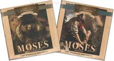 NEW 2 Lamplighter Theater You Are There Audio Sets 4 CD MOSES EGYPT WILDERNESS