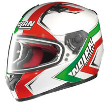 FULL-FACE HELMET NOLAN N64 N-64 PATRIOT - 20 metal white SIZE XL