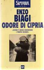 A16 Odore di cipria Enzo Biagi Supersaggi Bur Rizzoli 2001