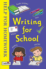 Help for Homework: Writing for School Milford, Alison New Book