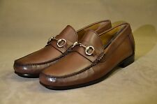 MEERMIN Mallorca Classic collection:genuine bit loafer moccasin 10'5UK