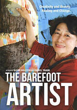 The Barefoot Artist DVD NEW! Free Shipping!