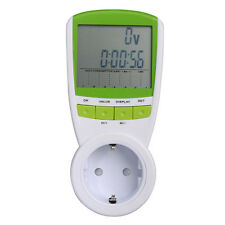 Electric Energy Saving Power Meter Watt Consumption Monitor Analyzer