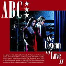 ABC THE LEXICON OF LOVE II CD ALBUM (May 27th, 2016) (THE LEXICON OF LOVE 2)