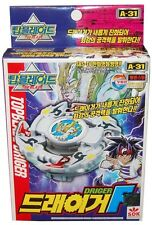 Beyblade A-31 Driger F Spin Gear System Topblade