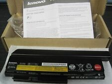 NEW Lenovo ThinkPad Genuine 44++ 9 Cell Li-ion Laptop Battery 0A36307 X220 X230