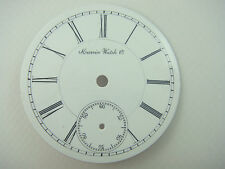 Email Zifferblatt 45,5 mm  Marvin Watch für Taschenuhr  (b30375)