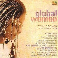 Global Women: Ethnic Songs 14 Countries, Global Women-Ethnic Songs From 1, Good