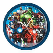 Marvel Wall Clock