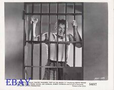 Tough Prisoner in t-shirt VINTAGE Photo Riot In Cell Block II