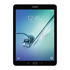 "Samsung Galaxy Tab S2 SM-T813NZKEXAR 9.7"" 32GB Wi-Fi Black With Pouch"