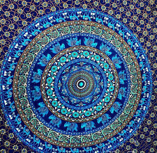 Mandala Tapestry Tapestries, Indian Tapestry, Hippie Tapestry Wall Hanging Throw