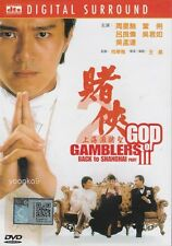 God of Gamblers III: Back to Shanghai  (1991) English Sub DVD Movie Stephen Chow