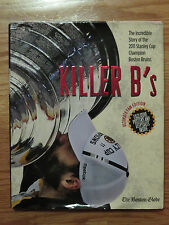 KILLER B'S Incredible Story of the 2011 Stanley Cup Champs BOSTON BRUINS HC Book