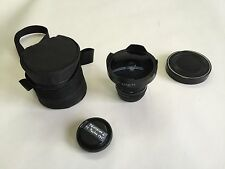 FishEye Lens Zodiac 35mm f3.5 For kiev88 Or Pentacon-Six With Pentax 645 Adapter
