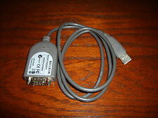 BELKIN USB to Serial RS-232 Adapter Cable~F5U257~HighQuality 24AWG~3ft~US Seller