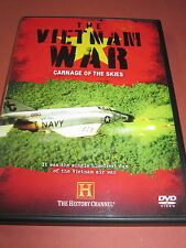 History Channel - The Vietnam War: Carnage Of The Skies - DVD