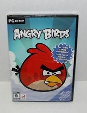 Angry Birds  Pc   cd-rom   NEW SEALED