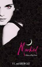 Marked (House of Night), Kristin Cast, P.C. Cast, Very Good condition, Book