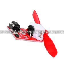 5V L9110 Fan Motor Module Fan Propeller Firefighting Robot For Arduino DIY New