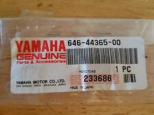 New Old Stock OEM Yamaha Outboard 646-44365-00-00 Water Seal Damper $