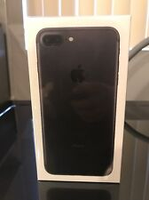 Apple iPhone 7 Plus - 32GB - Black (T-Mobile) Smartphone - NEW IN BOX