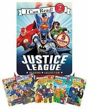 I Can Read Book 2 Ser.: Justice League Reading Collection by Various (2014,...