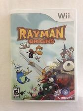 Rayman Origins - Nintendo Wii - CASE/MANUAL ONLY NO GAME