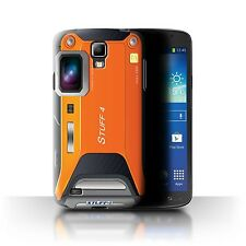 STUFF4 Case/Cover for Samsung Galaxy S4 Active/I9295/Camera/Sports