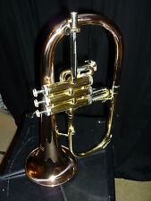 New  FHR100 Elkhart Flugel Horn by Vincent Bach
